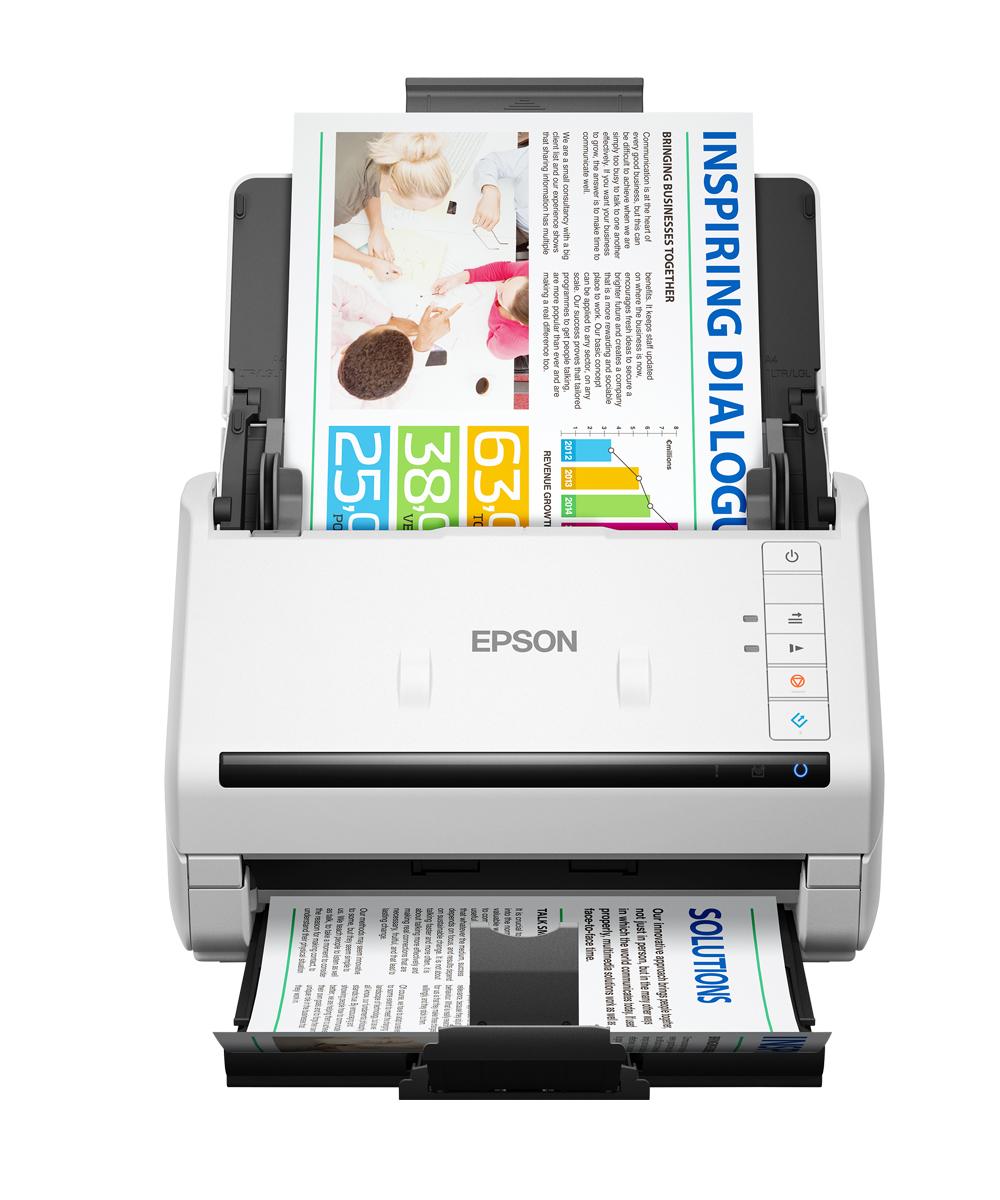 EPSON DS 530 SCANNER resize